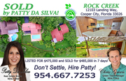 Rock Creek Realtors | Homes For Sale in Rock Creek Cooper City, Rock Creek Real Estate