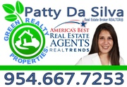 Patty Da Silva - America's Best Real Estate Agents - Real Trends - Cooper City Realtors