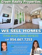 Rock Creek Realtors | Rock Creek Homes | 954-667-7253