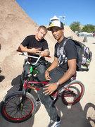 Chris Gerber & TJ Ellis Pro Ridin