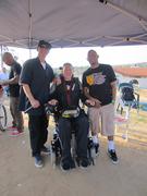 Pro Riders Mike & Rick Lakin Jam for Pro Rider Thomas Hancock RIP Ridaz Gotta Ride May 2012