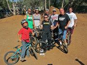Pro Riders at Stephen Murray Jam June 2012