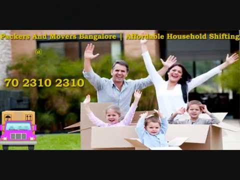 Packers And Movers Bangalore | Affordable Household Shifting