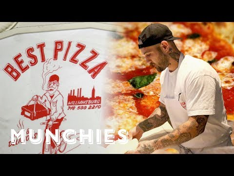 The Pizza Show: All About Frank, All About Pizza
