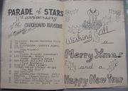 From the Cardboard Playhouse 1944 playbill Stalag XVIIB. Thanks Tracey Jackson