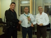 Призеры XAPKIB OPEN 2010 в категории любителей по длинным нардам