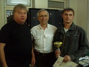 Первый чемпион XAPKIB OPEN 2010 в категории любителей по бэкгэммону