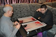 Джафаров - Маликов, бэкгэммон, отборочный турнир, Харьков Опен 2011