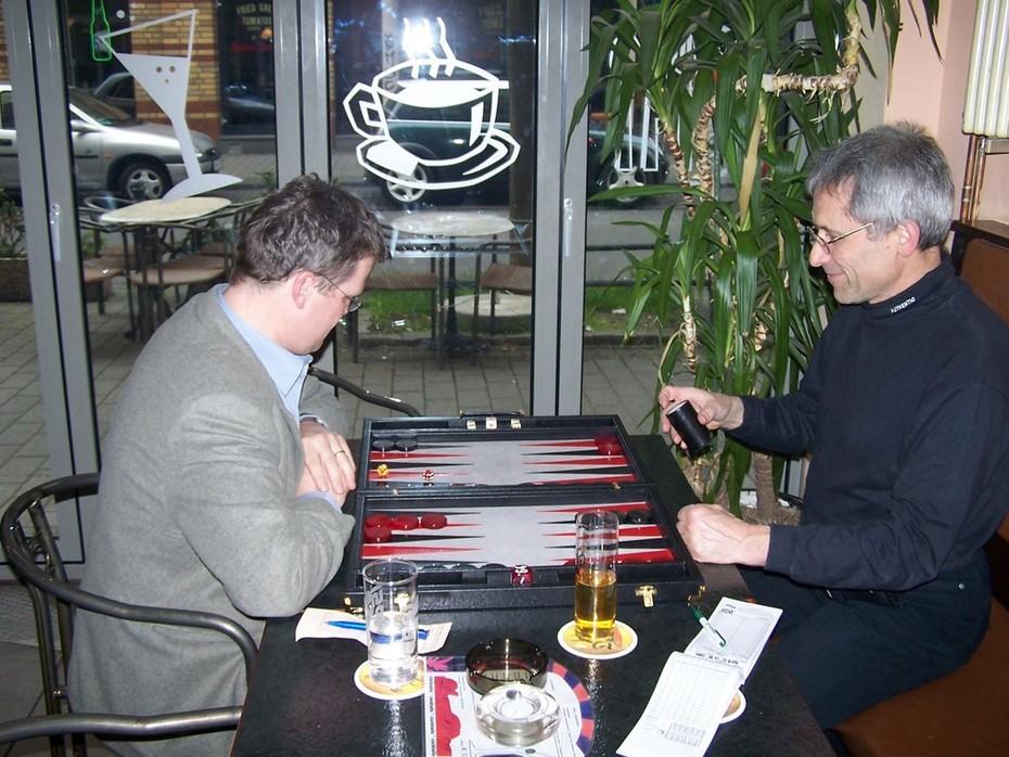 Peter Esser & Jakob Garal Koln 16.04.2005