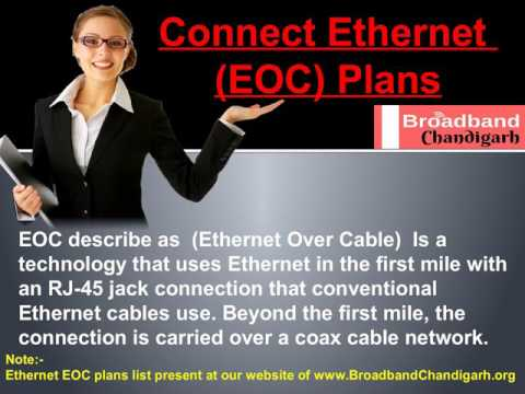 Connect Broadband connection plans list in Chandigarh kharar Mohali