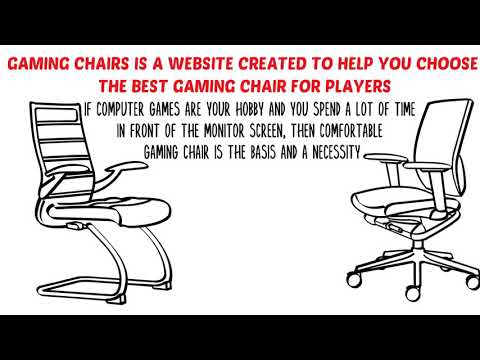 Importance of Gaming Chairs