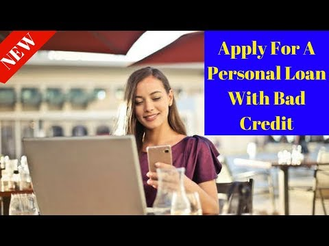 Watch This Now! Apply For a Personal Loan with Bad Credit/USA Only!