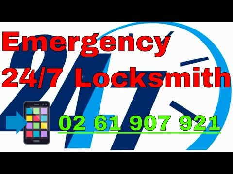 Emergency Locksmith Canberra | Call 02 61 907 921