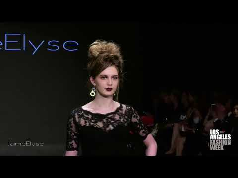 Jaime Elyse at Los Angeles Fashion Week powered by Art Hearts Fashion LAFW