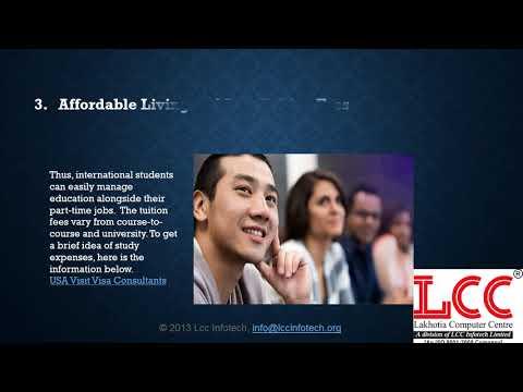 Facing Problem To Get Study Visa then choose best consultant lccinfotech