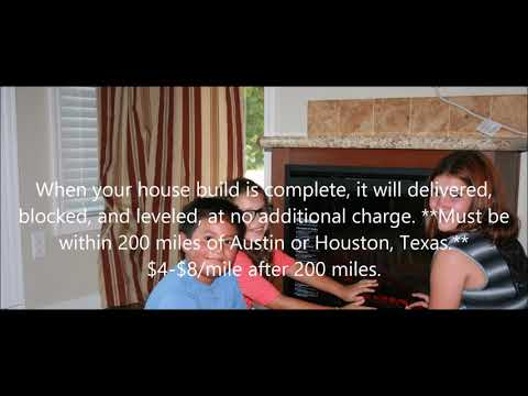 Modular Home Builder San Antonio
