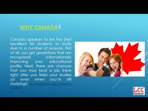 Study visa consultants for Canada can help you To decide what Course you should Choose