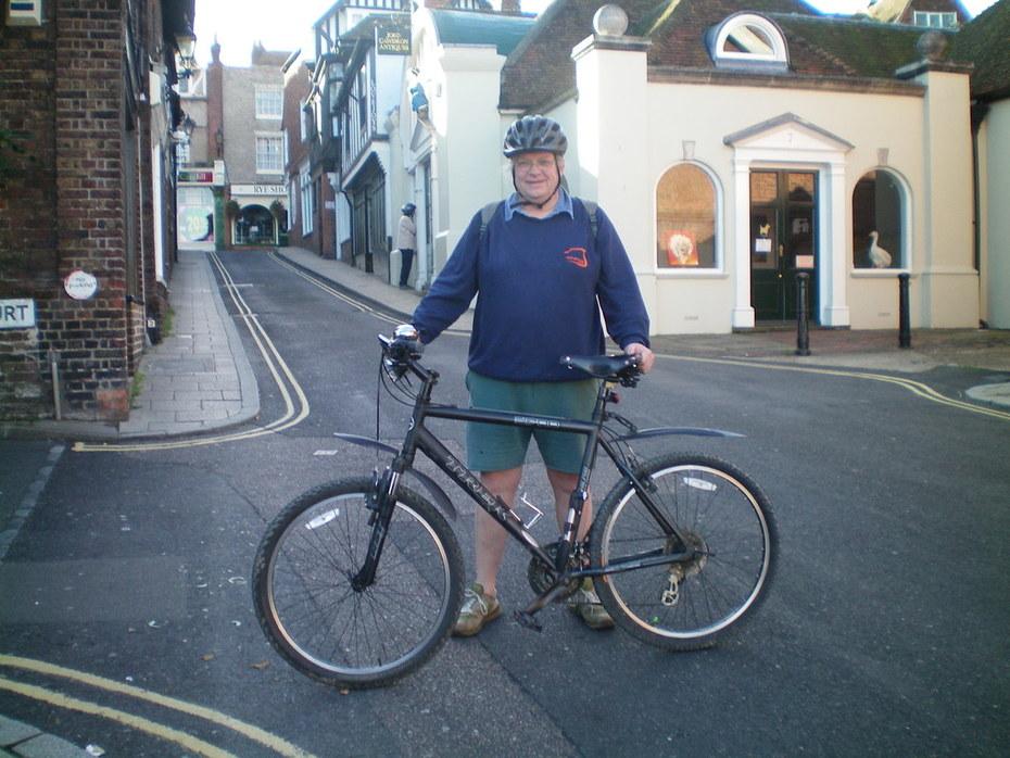 50km Romney Marsh Cycle Ride 2009