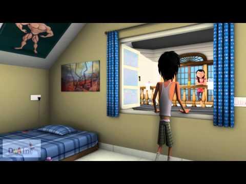 Cecelia - The Balcony Girl - Dilsukhnagar Arena - Award Winning 3D Animation Short Film