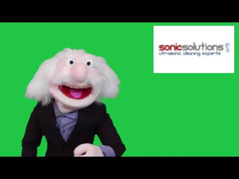 How does ultra sonic cleaning work video? by sonic solutions