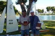 Rich Styles and Michael Fischer at 2012 Race Week in San Diego
