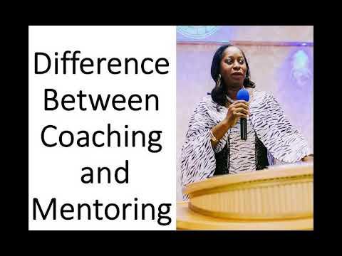 Bibi Apampa on Coaching and Mentoring