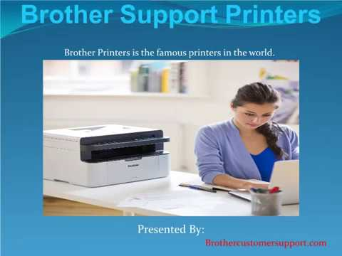 brother printer support technical issues