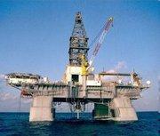 BP OIL's - HORIZON OIL RIG (before)