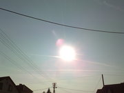 The ChemTrails sky I see