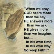 GOD APPOINTED TIME IS THE BEST.