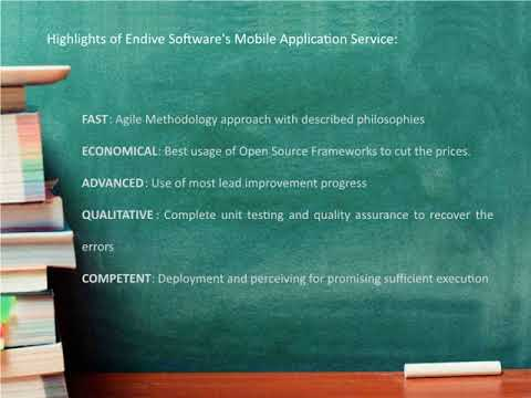 e-Learning Mobile App Development