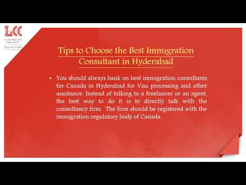 Tips to Choose the Immigration Consultant for Canada