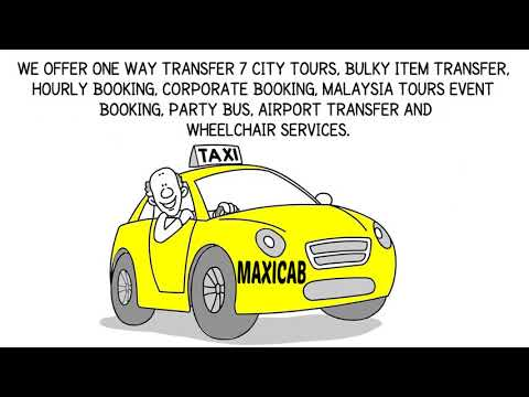Why Should You Choose Maxi Cab Taxi In Singapore?