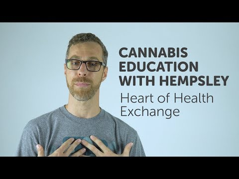 Cannabis Education with Hempsley / Heart of Health Exchange Oct 8-13