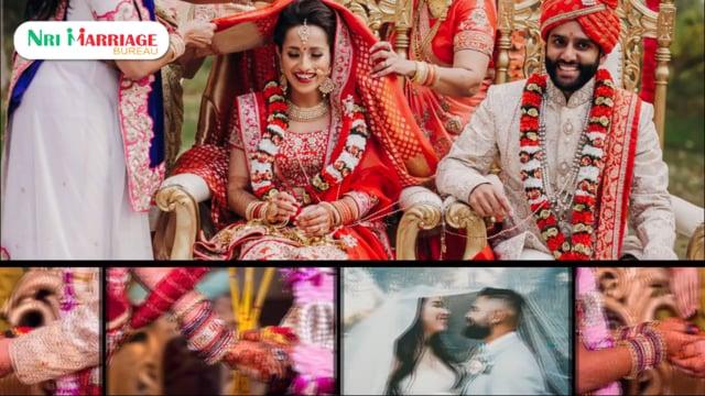 Choose NRI  Marriage Bureau Matrimonial Site For Your Marriage