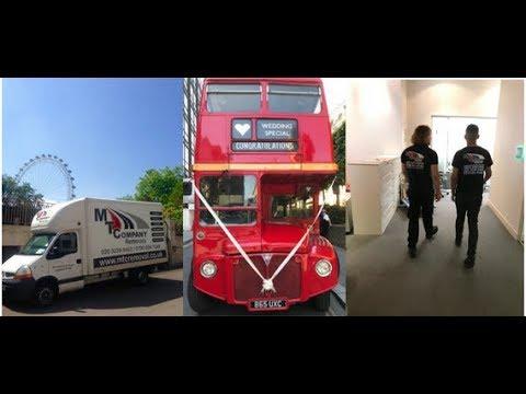 Man and Van London | MTC Removals