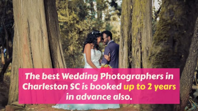 Unbeaten Wedding Photographers In Charleston