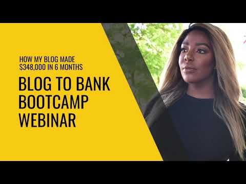 Why blogging doesn't work :: Free BLOG TO BANK webinar