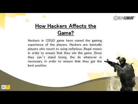 How Prime CSGO Accounts helps to Stop Hackers?