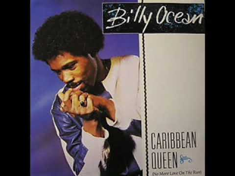 Billy Ocean - Carribbean Queen