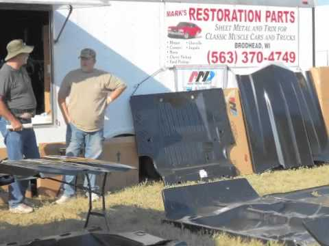 Mark's Restoration Parts - I'll see you at the Swap Meets and Car Shows
