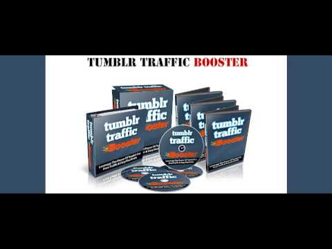 Tumblr Traffic Booster Review   Tumblr Traffic Booster Software