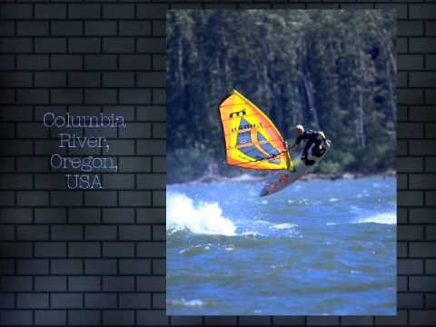 "Windsurfing - Original Music ""Pipsqueak"" by Bob Crawford"