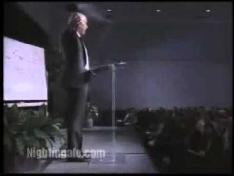 """Jim Rohn on """"Don't miss a chance to grow."""" [Because 'the mind is a terrible thing to waste.']"""