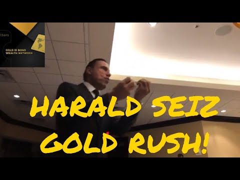 #KARATGOLD HARALD SEIZ GOLD RUSH ! #KBC #KCB #GOLD AMAZING FUTURE FOR THE PEOPLE! #ATM #EXCHANGE