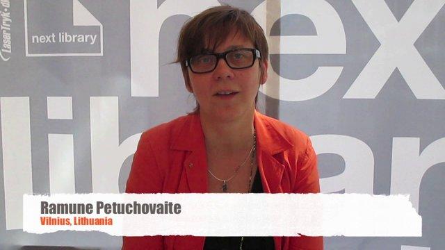 Ramune Petuchovaite