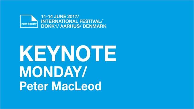 Keynote Monday /Next 2017
