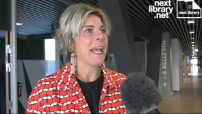 Next Library 2017: Princess Laurentien of the Netherlands at Next Library