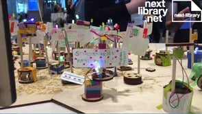 Next Library 2017: World Maker Map