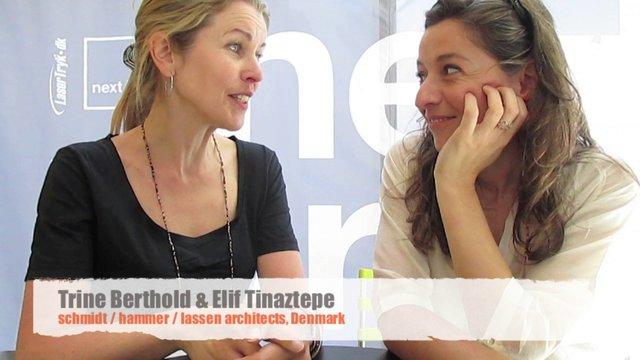 Trine Berthold & Elif Tinaztepe
